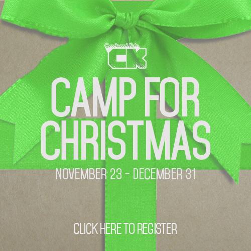 Camp For Christmas