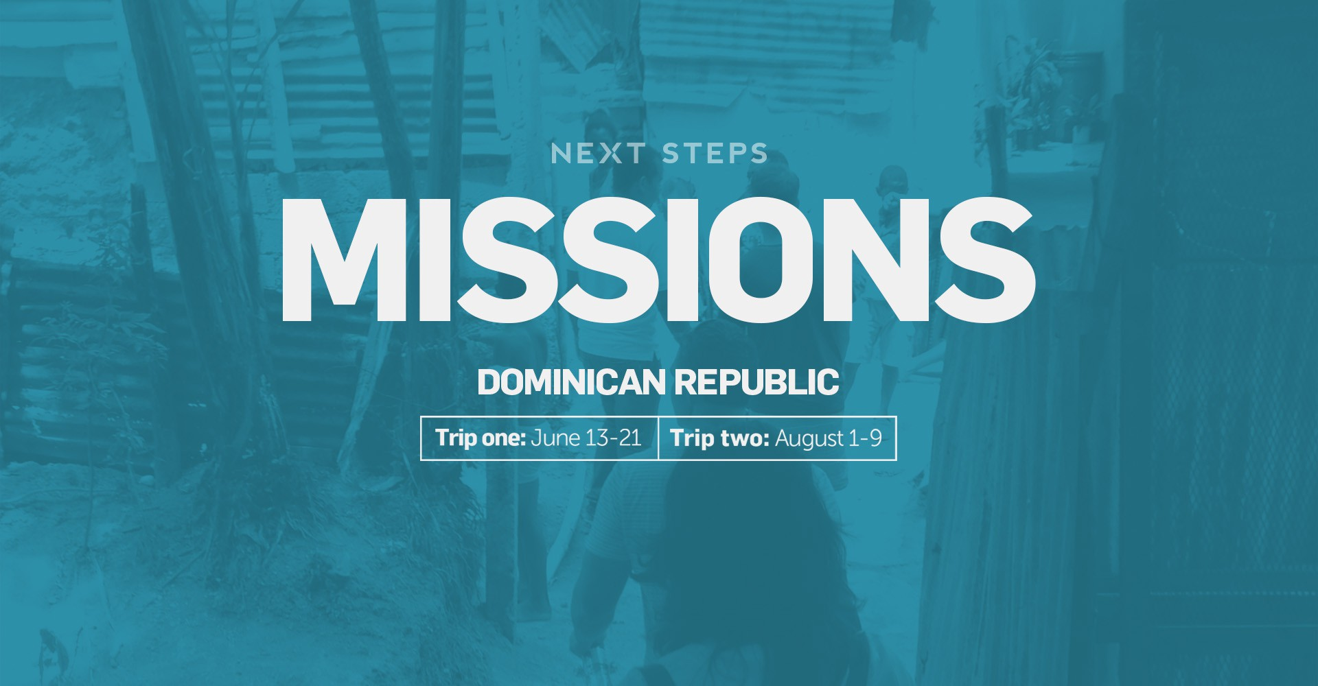 Missions-website