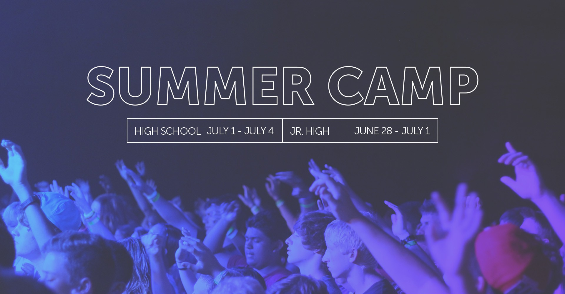 youthcamp-website