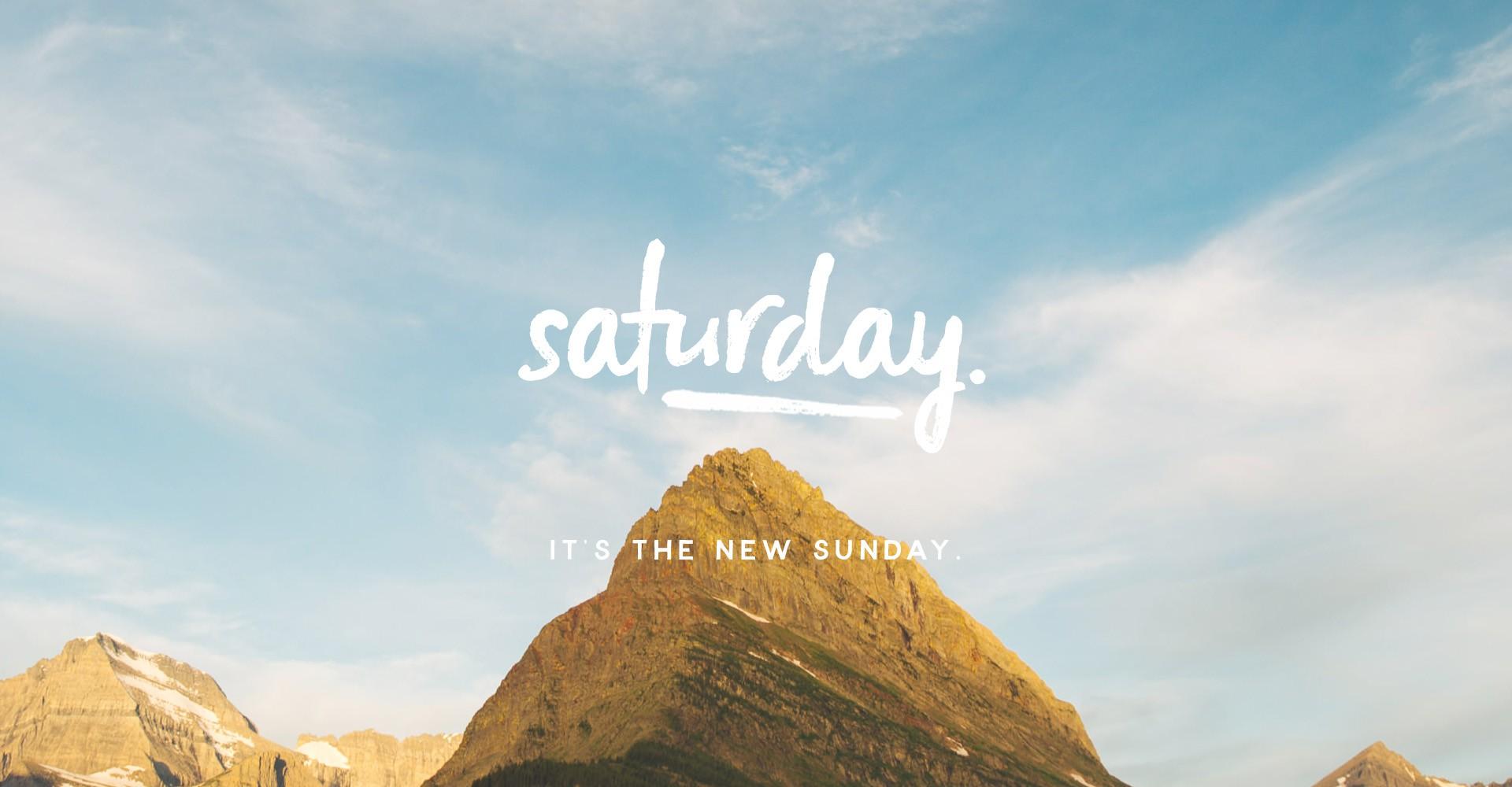 Saturday-WebSlider